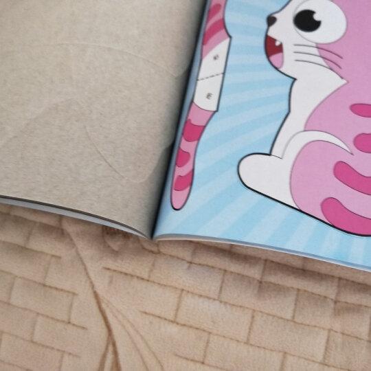 幼儿趣味小手工6册婴幼儿童手工DIY制作书趣味图书籍3-6岁小孩宝宝启蒙益智早教玩具书 晒单图
