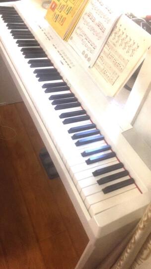 雅马哈YAMAHA乐器 P-115WH白色数码钢琴 晒单图