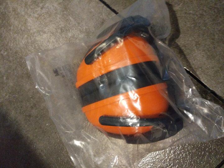 3M 1436折叠式隔音耳罩 防噪音射击 防噪声工业防护耳罩 学习飞行出差休息舒适耳罩 晒单图