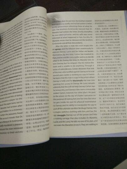 美国中学生课外阅读名篇精选:文学、历史、人物(图文双语学习版) 晒单图
