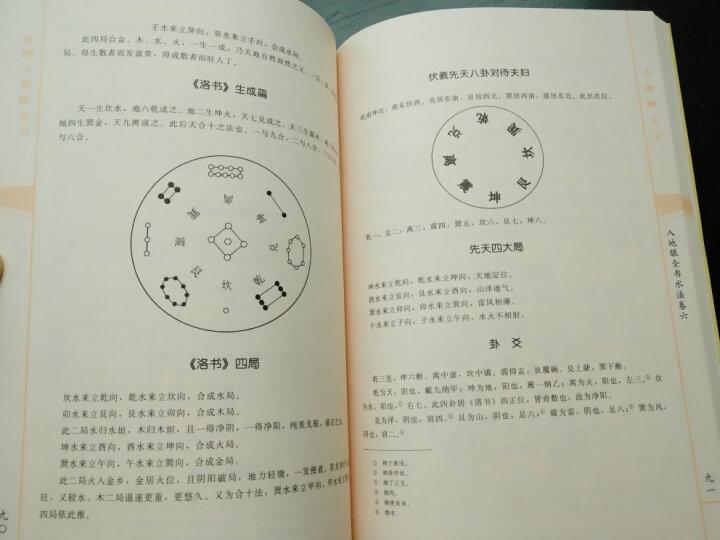 入地眼全书 地理五诀 地理点穴撼龙经 正版风水阴宅地理书籍 晒单图