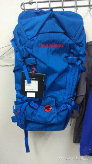 MAMMUT 猛犸象  男女双肩包户外登山包时尚运动旅行包背包 2510-03480 深青色28升 晒单图