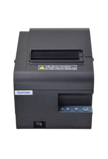 芯烨(XINYE) XP-N160II热敏小票打印机80mm收银厨房餐饮外卖打印机带切刀 N160II(网口) 晒单图