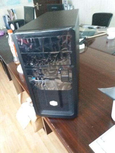 酷冷至尊(CoolerMaster)特警343 黑色 迷你机箱(支持M-ATX主板/支持长显卡) 晒单图