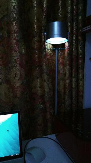 优洋 LED充电台灯 卧室 USB床头灯 Q1白色 晒单图
