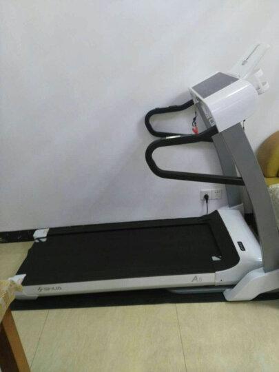 舒华A5跑步机家用语音折叠静音室内运动健身器材SH-T5500 A5微信版白色【全国联保 送货安装】 晒单图