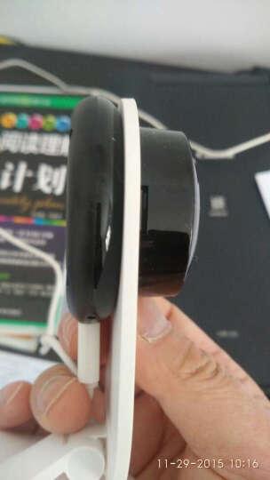 小蚁(yi)智能摄像机 夜视版 小米生态链产品 网络摄像头 监控摄像头 支持小米路由wifi本地存储 晒单图