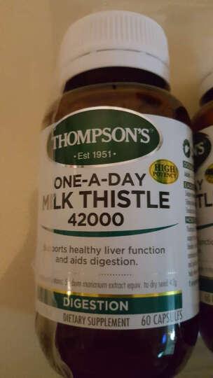 汤普森(Thompson's)新西兰直邮 原装进口 汤普森 Thompson's 液体钙软胶囊300粒 晒单图