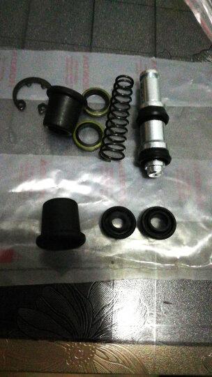 KVS摩托车上泵总泵刹车泵活塞油封防尘封密封圈组件维修包 14mm三件套 晒单图