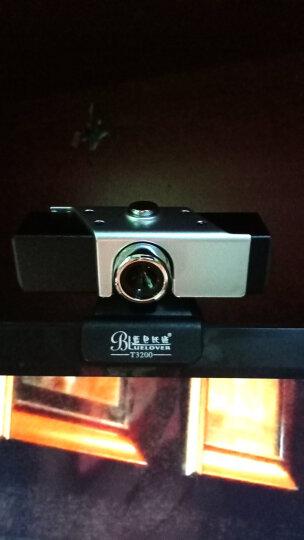 蓝色妖姬(BLUELOVER) 摄像头 电脑高清带麦克风台式机视频直播主播美颜 72P(960P立式高清) 晒单图