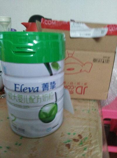 雅培(Abbott)Eleva菁挚有机婴幼儿配方奶粉 2段900克(丹麦原装进口)(原菁智有机,新老包装随机发货) 晒单图