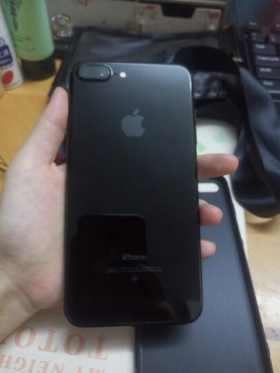 Apple iPhone 7 Plus (A1661) 128G 亮黑色 移动联通电信4G手机 晒单图