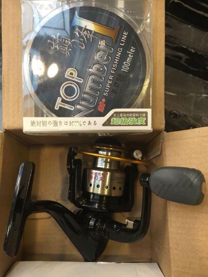 诺の克(NUOKE) BK系列 渔轮 鱼线轮 小型渔轮 绕线器 纺车轮 金属线杯渔轮 BK2500 晒单图