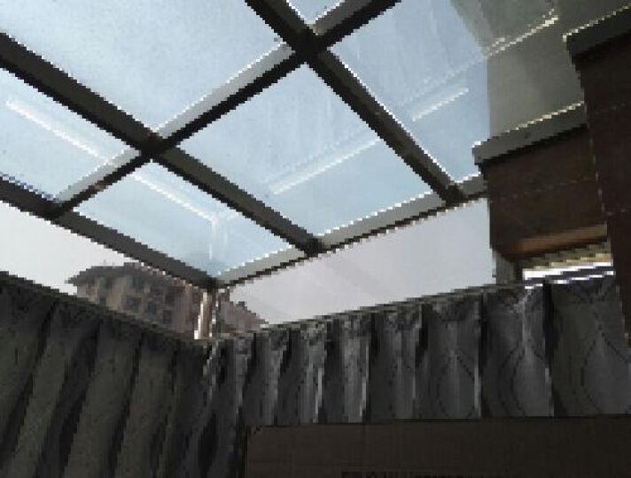 正奥玻璃贴膜 防透 隔热膜家用阳光房太阳膜 保温膜 厨房阳台窗户防晒膜 0.4米宽  /米 晒单图