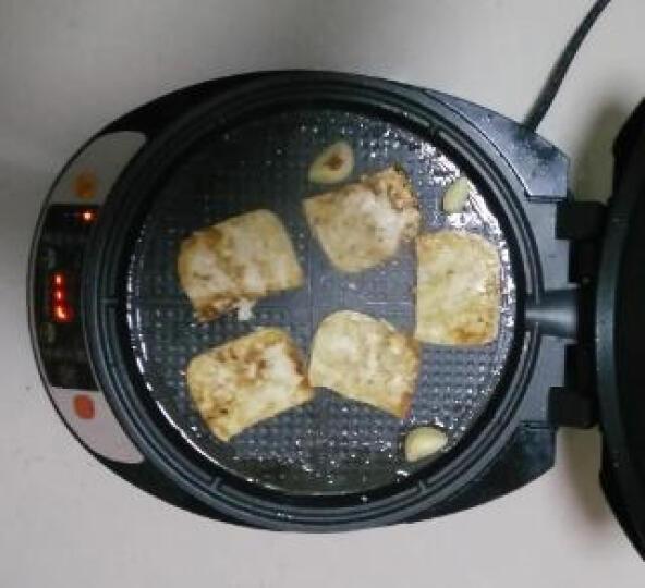 利仁(Liven)电饼铛家用双面加热智能触控火力可调煎饼机烙饼锅多功能煎烤机LR-D3009 晒单图
