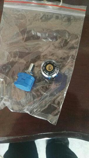 高科美芯 旋钮帽子3590S 精密刻度旋钮 旋钮和转盘 22mm 3590S 电位器帽子 国产 晒单图