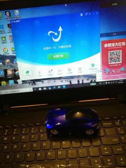初忆(CHUYI)【赠鼠标垫】 时尚男生汽车鼠标无线光电鼠标 创意电脑笔记本汽车个性鼠标 英菲尼迪蓝色 晒单图