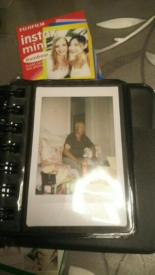 富士INSTAX 立拍立得 一次成像相机 MINI7s相机 粉 超值套餐(10张胶片) 晒单图
