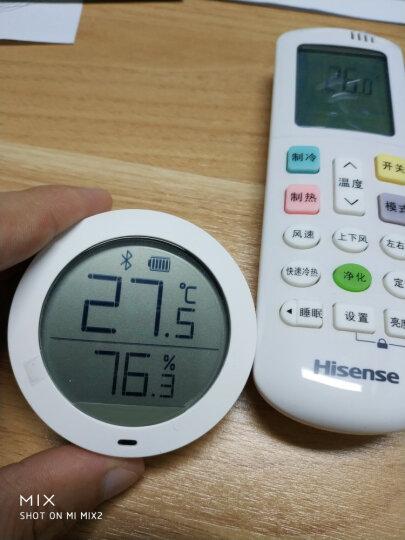 小米(MI)空气净化器pro 大空间空气循环 家用卧室静音智能氧吧 除甲醛雾霾粉尘 屏幕显示 晒单图