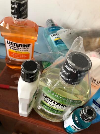 狮王(Lion)细齿洁牙龈倍护牙刷(新老包装、颜色随机发放) 晒单图