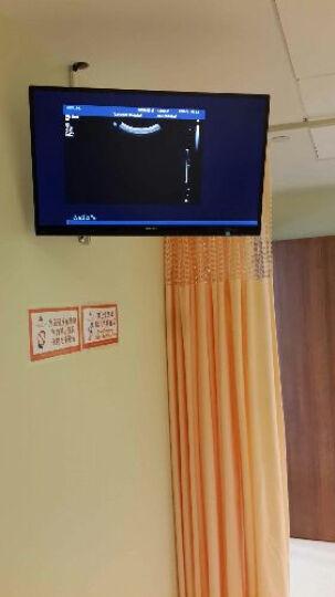 NB F200(19-42英寸)液晶显示器支架多功能可调电视挂架伸缩旋转显示器挂架 铝合金版 晒单图