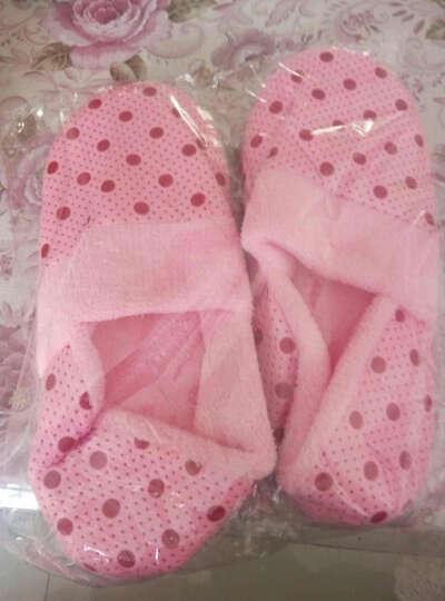 入院全套用品待产包产妇入院包产后卫生巾产褥垫 冬季孕妇 三包合一鞋子L(40-41) 晒单图