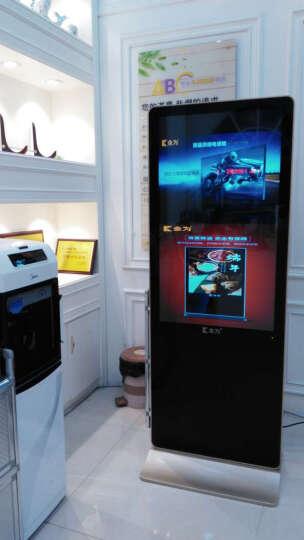 金为 液晶广告机42/43英寸高清LED立式广告机触摸屏显示器 查询触控显示屏广告播放器 升级单机分屏版-不带触控 晒单图