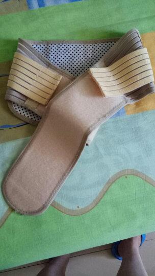 普立(PULI) 自发热保暖护腰带 初秋款男女均使用 秋冬款自发热护腰 晒单图