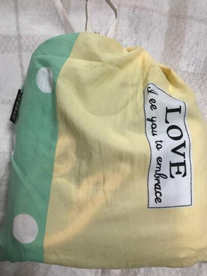 豪莱菲乐 旅行隔脏睡袋 成人室内便捷式出差单人双人酒店防脏加厚宾馆情侣卫生床单 波点水洗棉 120cm*210cm(单人加宽) 晒单图