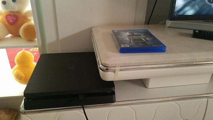 索尼(SONY) PS4 Pro/Slim游戏机 港版Pro双手柄+漫威蜘蛛侠+神秘海域4 晒单图