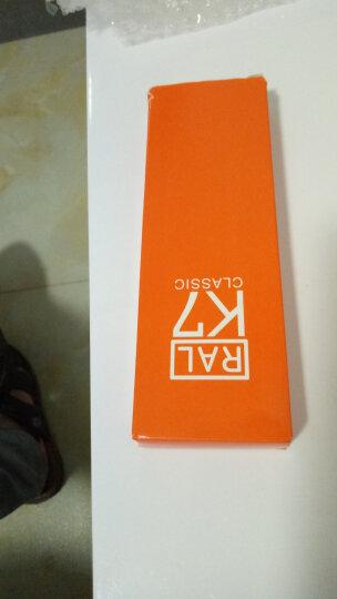 新版 德国进口劳尔色卡K7 国际标准色色卡RAL K7色卡欧标213色 油漆涂料色卡 带中文对照表 晒单图