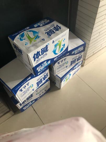 栗子园体碱原味无糖苏打水饮料弱碱性无汽饮用水饮品400ML*24瓶整箱 整箱装 晒单图