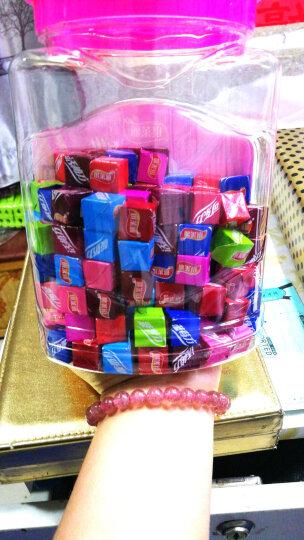 琪莱雅 酸奶粒方糖540克  糖果礼盒八口味可选 随机混合口味 晒单图