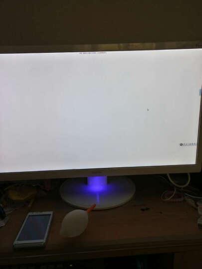 NEC VE2809XM 28英寸 广视角面板 高清液晶电脑显示器 LED背光 白色 晒单图