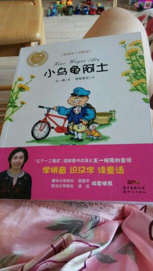 小乌龟阿土(美绘本,拼音版) 故事书 儿童书籍 晒单图