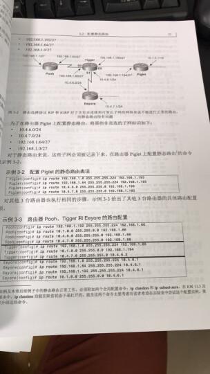 CCIE职业发展系列:TCP/IP路由技术(第1卷)(第2版) 晒单图