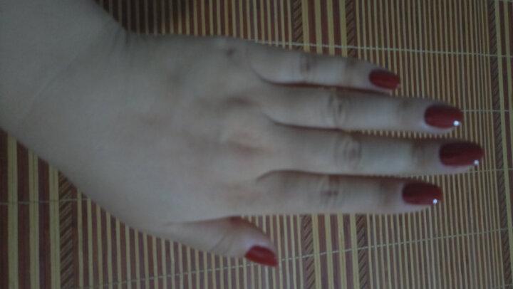 MissCandy健康美甲 可剥指甲油 亮片手撕可剥 媚眼闪粉MB12 晒单图