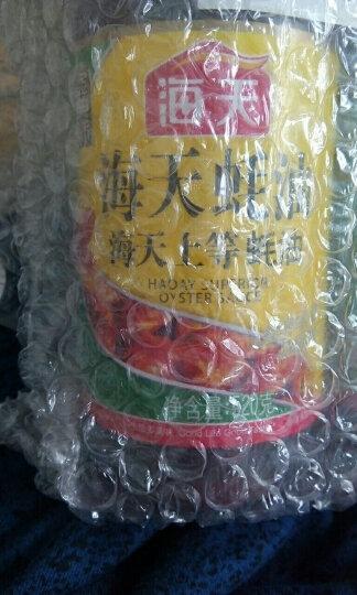 海天 上等蚝油 替代鸡精味精火锅调料调味料520g*2 晒单图