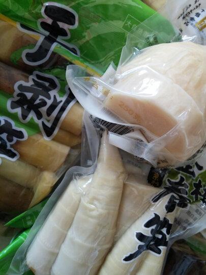 富春龙 袋装笋片 水煮笋片 火锅食材 250克 晒单图