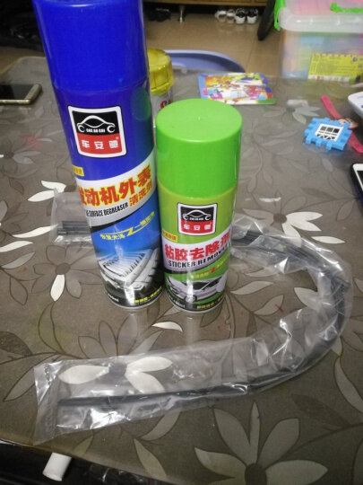 粘胶去除剂除胶剂去胶剂广告贴纸不干胶清洗剂3M双面胶清除剂汽车家用 晒单图