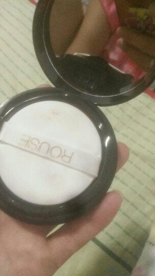 柔色精华气垫CC霜bb霜15g底妆保湿隔离粉底裸妆 自然色 晒单图