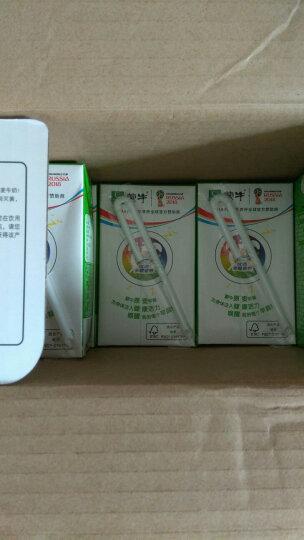 蒙牛 早餐奶 麦香味 250ml*16  礼盒装 晒单图