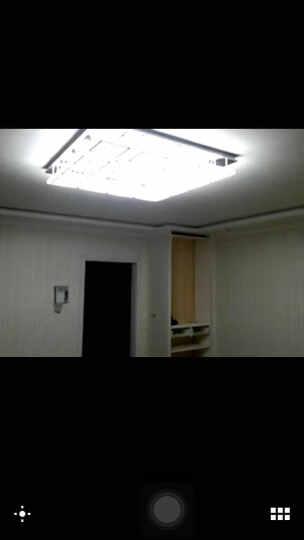 【产品升级+包安装】LED客厅吸顶灯卧室灯现代简约灯具套餐 两室一厅/单色白光 晒单图