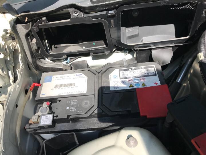 GS 电池 统一电池 汽车电瓶蓄电池12v 以旧换新上门安装 20-80-MFZ奔驰E级/C级无启停 晒单图