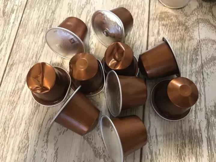 Nespresso 雀巢咖啡胶囊10粒装 奈斯派索胶囊咖啡机适用 咖啡豆研磨咖啡粉 大杯-馥缇奇欧 晒单图