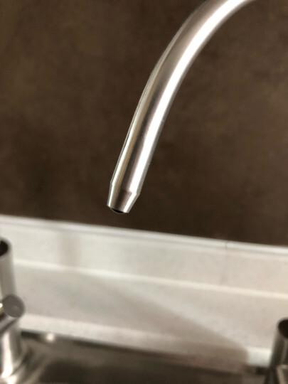 佳德(GORLDE)水龙头 科勒旗下品牌 佳德不锈钢厨房水龙头冷热 厨房水槽龙头无铅 78265T-NA 晒单图