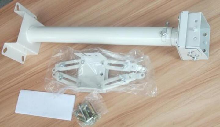 宏影(HONGYING)投影仪吊架投影仪支架 投影机吊架短焦铝合金壁挂式电子白板支架 宏影短焦吊架HY-GBL150 晒单图