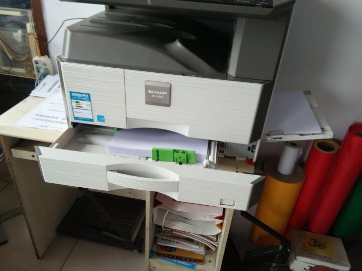 夏普(SHARP)2048n办公复印机 2348SV系列多功能复合机 A3A4激光打印扫描一体机 单卖一支大容量墨粉237ct(不含机器及配件) 单卖粉盒(适用于稳定版201S/N) 晒单图