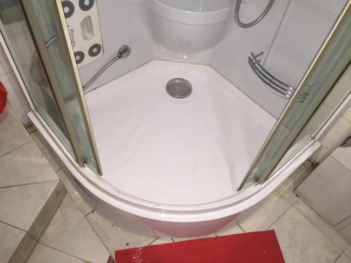 赣春淋浴房滑轮 浴室玻璃门滚轮 圆弧摇摆轮子 摇摆轮19mm 晒单图
