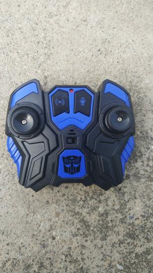 孩之宝 变形金刚玩具6 新奇达擎天柱大黄蜂可声控感应遥控变形汽车人模型男孩玩具 备用充电电池 晒单图